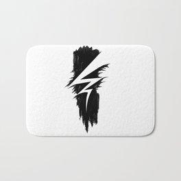 Lightning Arts Logo Bath Mat