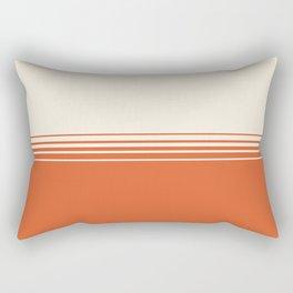 Marmalade & Crème Gradient Rectangular Pillow