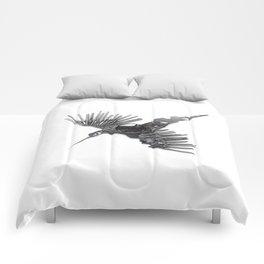 Rad's Birds Comforters