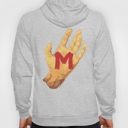 The Hand and the Murderer Hoody