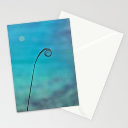 Curl of the Sea Stationery Cards