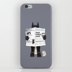 A Bat Sunday iPhone & iPod Skin