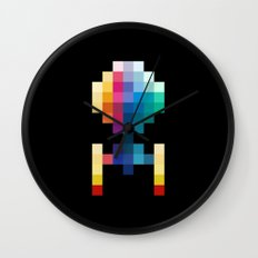Live Long & Drive Carefully Wall Clock