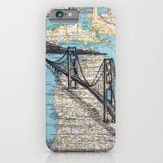 Michigan iPhone 6s Slim Case