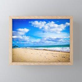 Amanecer En Florida (II) Framed Mini Art Print