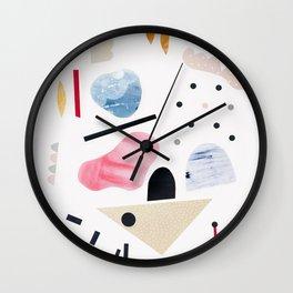 toy piano Wall Clock