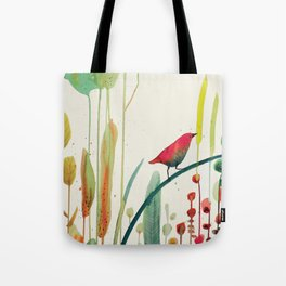 to sing for Tote Bag