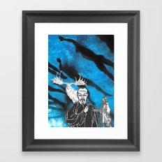 Mortality Framed Art Print