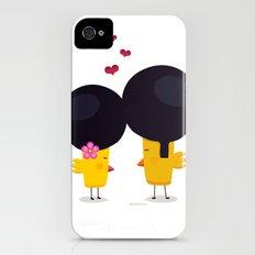 Afro Love iPhone (4, 4s) Slim Case