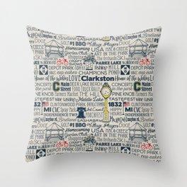 Clarkston Pillow Throw Pillow