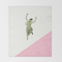 Jump Throw Blanket