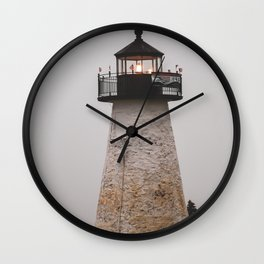 Ned's Dinghy  Wall Clock