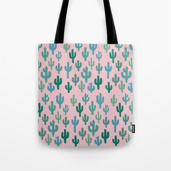 Candy Cactus Tote Bag