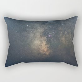 The Galactic Center Rectangular Pillow