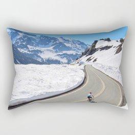 Baker, Artist Point Highway 2 Rectangular Pillow
