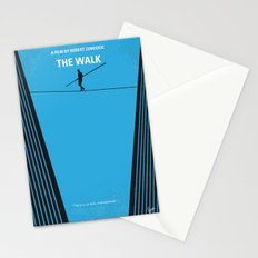 No796 My The Walk minimal movie poster Stationery Cards
