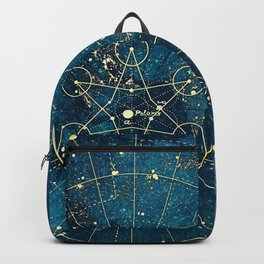 Star Map :: City Lights Backpack