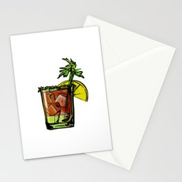 Bloody Mary God Bless Bloodies Stationery Cards