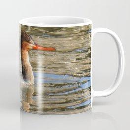 Common Merganser Coffee Mug