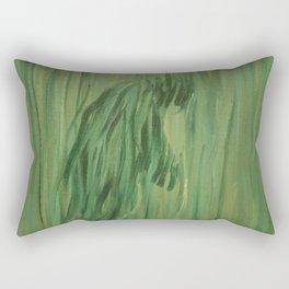 The man 6 Rectangular Pillow