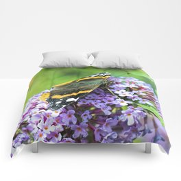 Butterfly VI Comforters