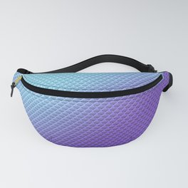 Mermaid Scales V2 Fanny Pack