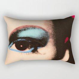 Andy, Peinture Rectangular Pillow