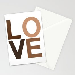 Love your skin Stationery Cards
