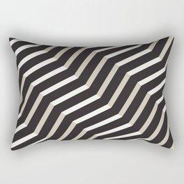 Geometric Pattern Rectangular Pillow