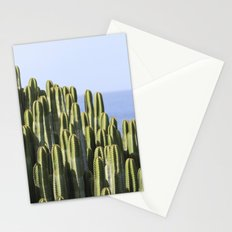 Ocean Cactus Stationery Cards