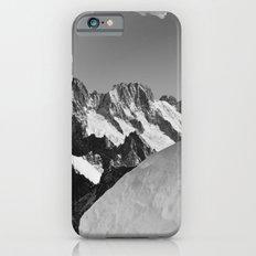 French Alps, Chamonix, France. (1) Slim Case iPhone 6s