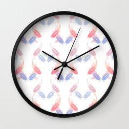 Cyprinus carpio Wall Clock
