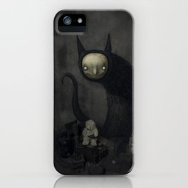El tesoro iPhone Case