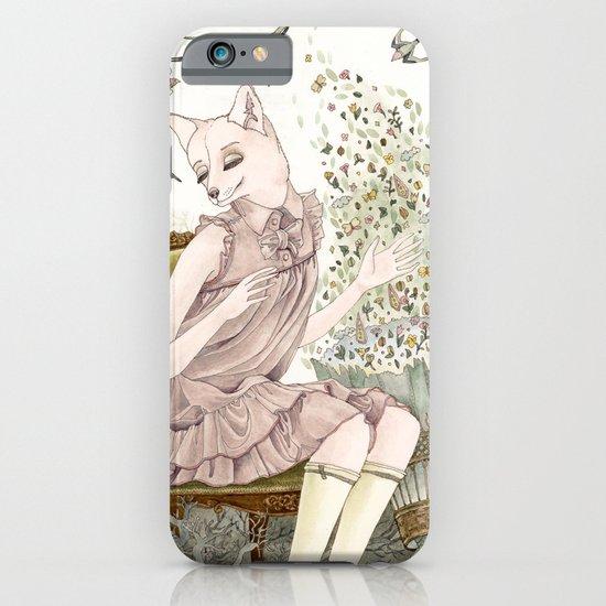 Enchanted Fox iPhone & iPod Case