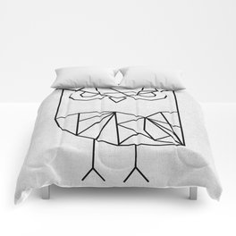 Owl Graphic Comforters