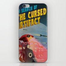 In Search of the Cursed Artifact iPhone & iPod Skin