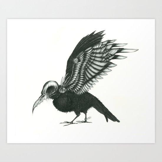 ∅. Art Print