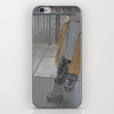 Boy iPhone & iPod Skin