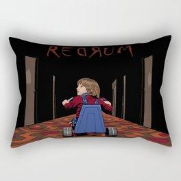 REDRUM Rectangular Pillow