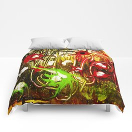 The Lights Fireworks Comforters