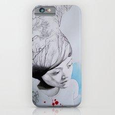 Hidden trees iPhone 6s Slim Case