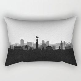 City Skylines: Vladivostok Rectangular Pillow