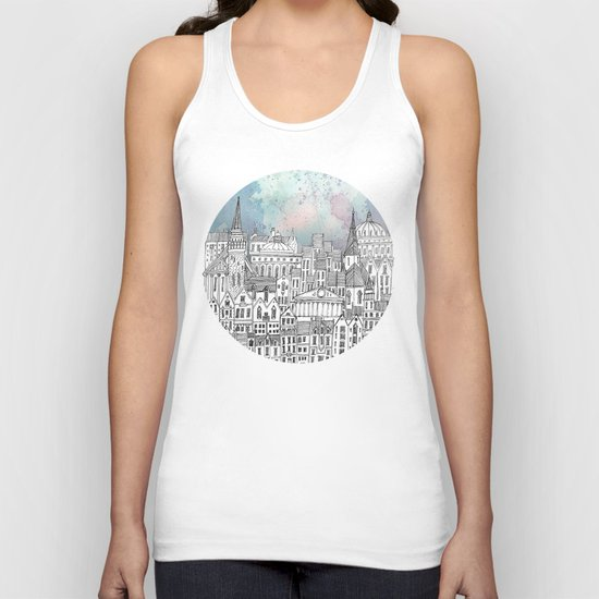 Abandoned Factories Unisex Tank Top