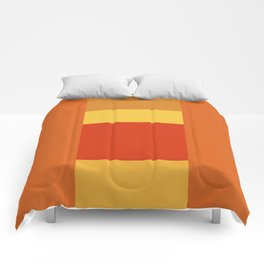 Tequila Sunrise No. 4 Comforters