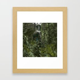 DISCONNECTED - ∀ Framed Art Print