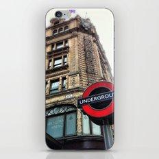 Harrods, London iPhone & iPod Skin