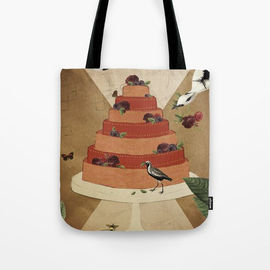 Let Them Eat Cake :: II Tote Bag