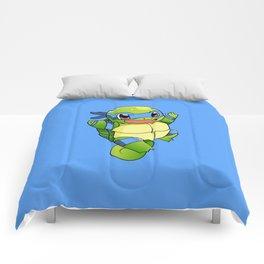 TMNT_POKET_MONSTER_BLUE Comforters