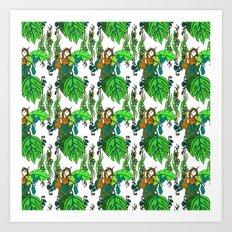 Jamaican Botanicals - Fruit Art Print