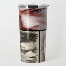 Harry Styles, One Direction, 1D, 1dFanArt Travel Mug